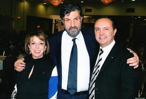 Με τον Υπουργό κ. Θεόδωρο Καράογλου και την κ. Οφλούδη