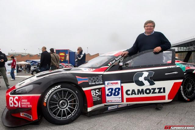 GranTurismo MC GT3 2013 vừa được ra mắt