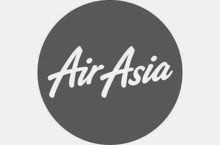 AirAsia gray logo
