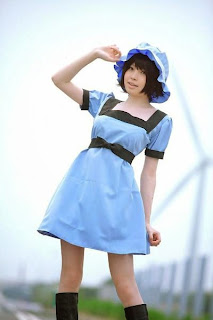 Steins;Gate Shiina Mayuri cosplay by Soubi Zero