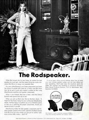 rod speaker