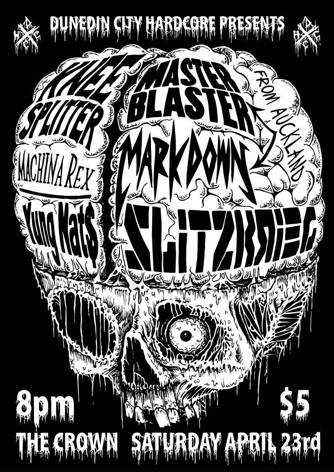 Markdown/Master Blaster Sth Island