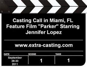 Miami Casting Call Jennifer Lopez Parker