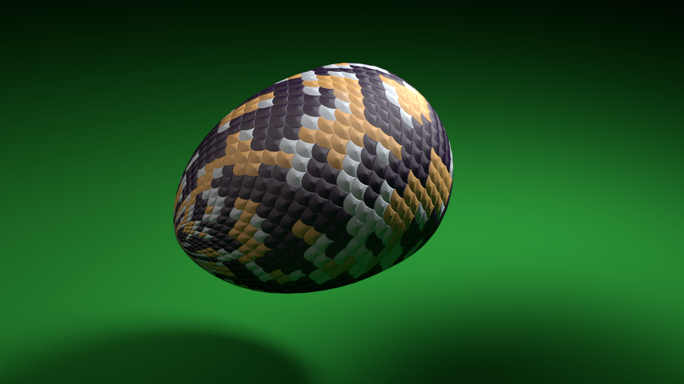 Small blender things a scales osl shader for blender for Fish in a blender