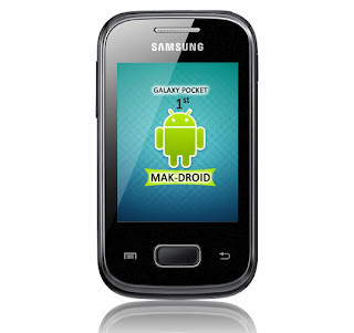 Makdroid v1 is now available for the Galaxy pocket DUOS Gt-S5302