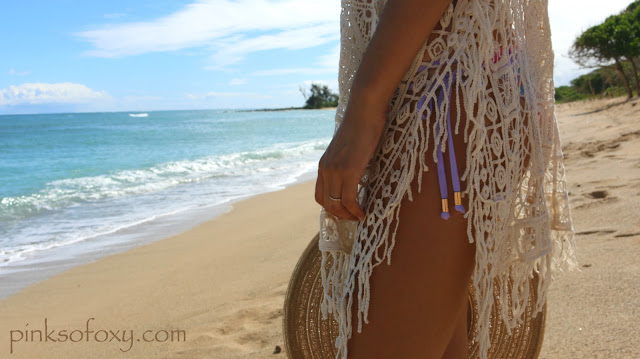 Crochet Swimsuit Cover Up