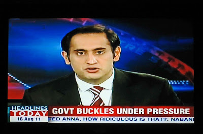 rahul kanwal Headlines Today