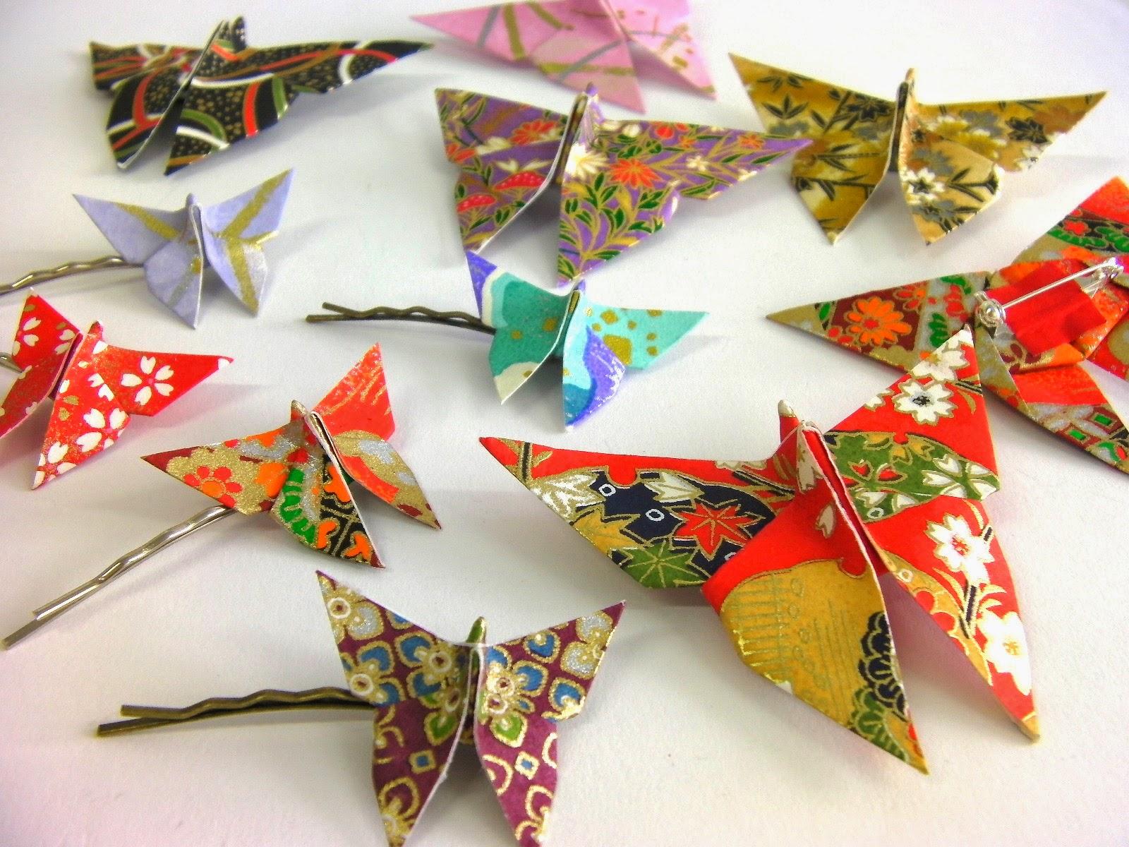 origami bijoux japonais. Black Bedroom Furniture Sets. Home Design Ideas