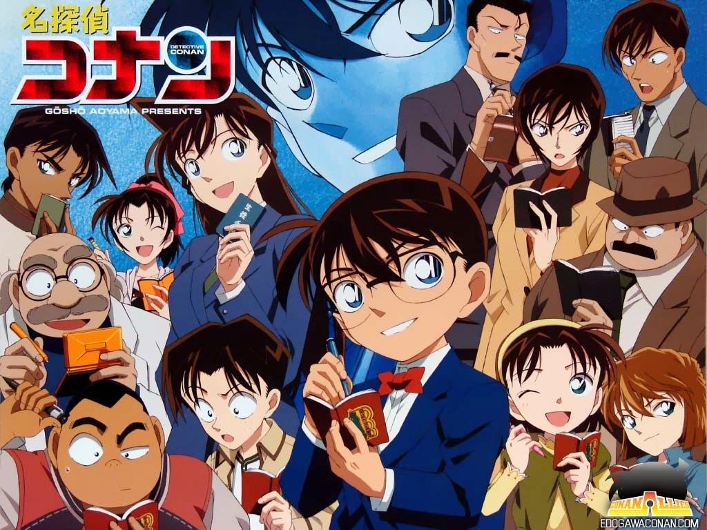 Kata Mutiara dalam Film Detective Conan