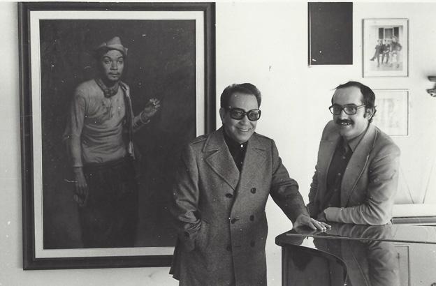 """Mis entrevistas del pasado: Mario Moreno, o si lo prefieren """"Cantinflas"""""""