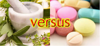 Differences Medicinal Herbs and Medicinal Chemistry