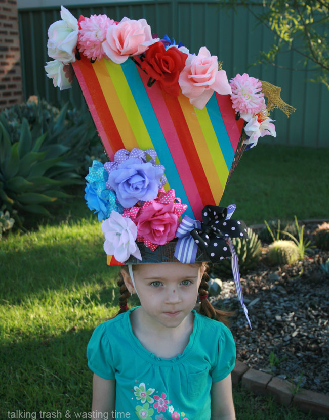 Diy Easter Hat Parade Ideas Now Thats Peachy