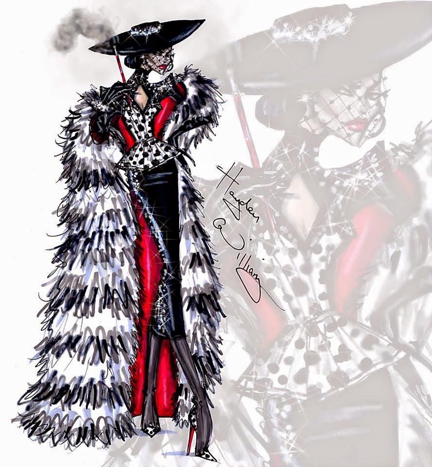 Cruella de vil fashion 30