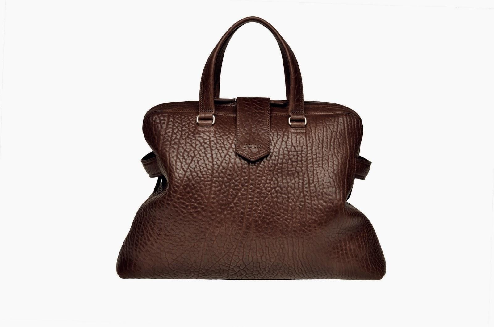 Ermenegildo Zegna AW 2014 Handbags For Men