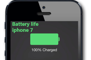 iphone 7 Battery life