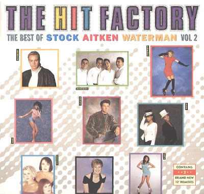 HIT FACTORY - Volume 2 (Various Artists) 1988 SAW Pwl 80\'s Hi-NRG Eurobeat Italo Disco \