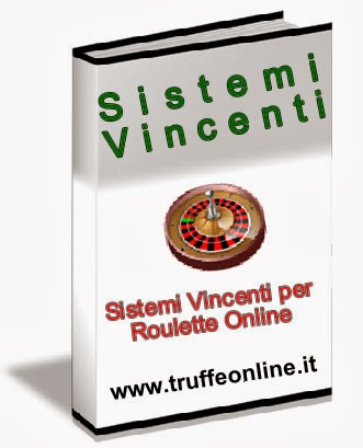 Si vince alla roulette online