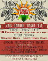 High Hops 2nd Annual Firkin Fest