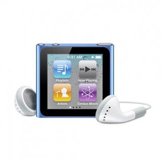 iPod Nano MC695ZP/A 16GB Blue