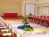 Ruang pertemuan casa monte rosa