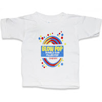 Retro Blow Pop Tee