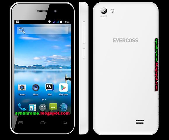 Spesifikasi dan Harga Evercoss A7E | HP Kitkat Pertama dari Evercoss!
