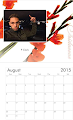 Royalty 2015 Calendar