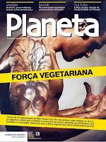 Força vegetariana - Revista Planeta