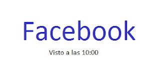 Visto, Facebook