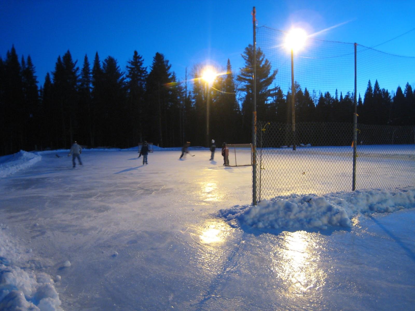 adirondack indoor ice skating rinks and beyond
