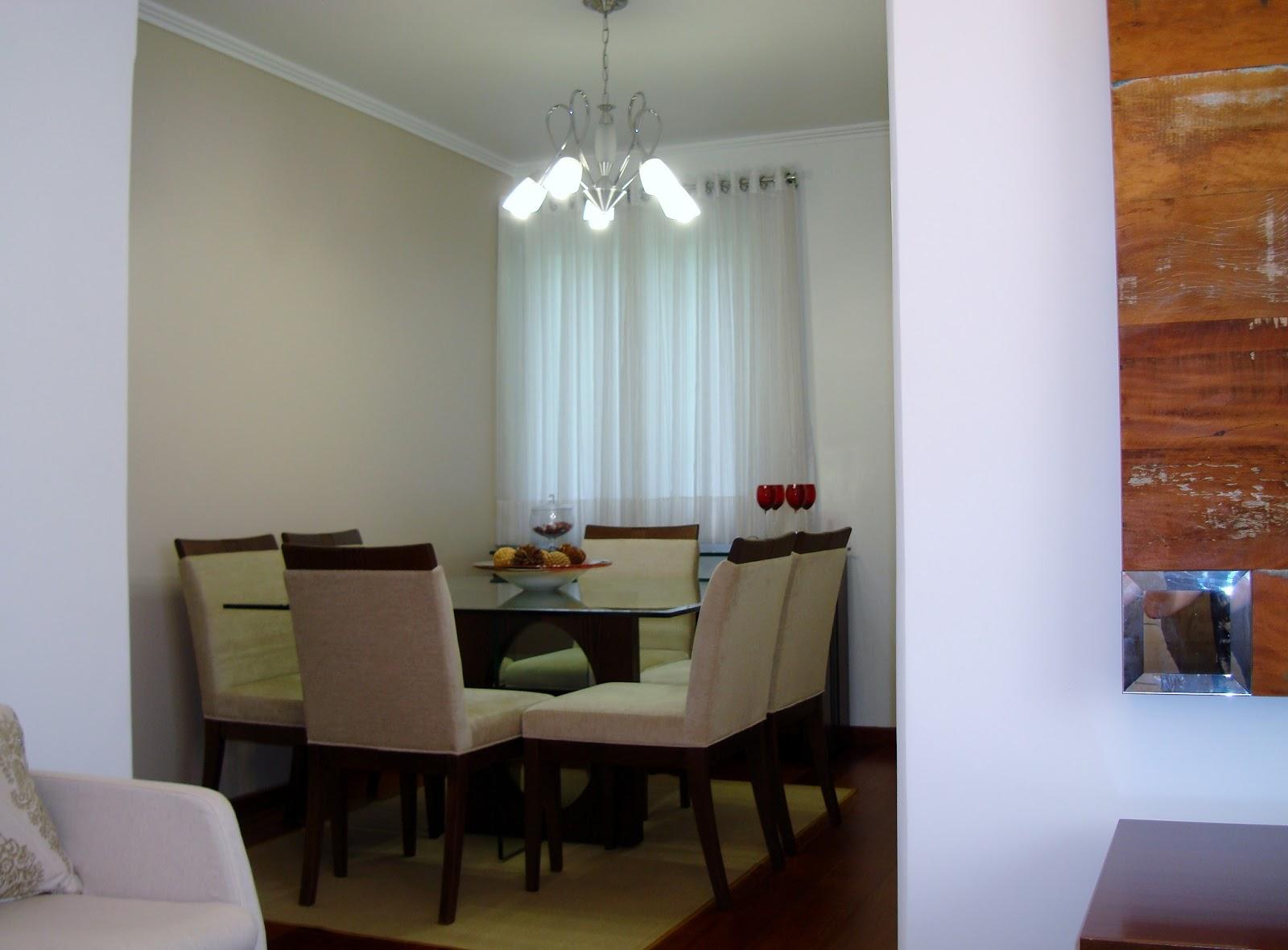 #71452B Surpreendente foto do Sala de Jantar integrada com Sala de Estar. com  1600x1180 píxeis em Como Decorar Sala De Jantar Pequena