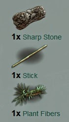 Membuat stone axe