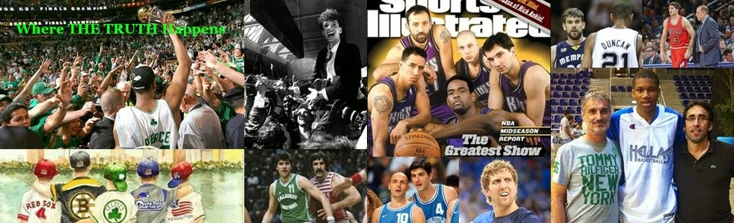 Where THE TRUTH Happens (baloncesto NBA deporte americano)