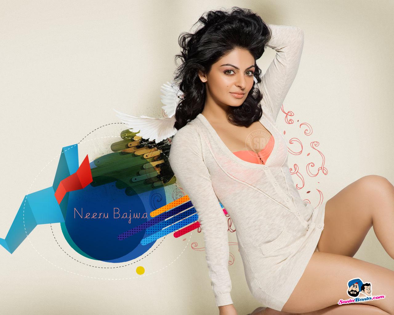 Neeru Bajwa Hot