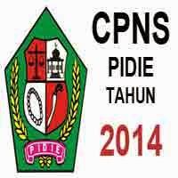 Gambar atau Logo untuk Lowongan CPNS Kabupaten Pidie Tahun 2014
