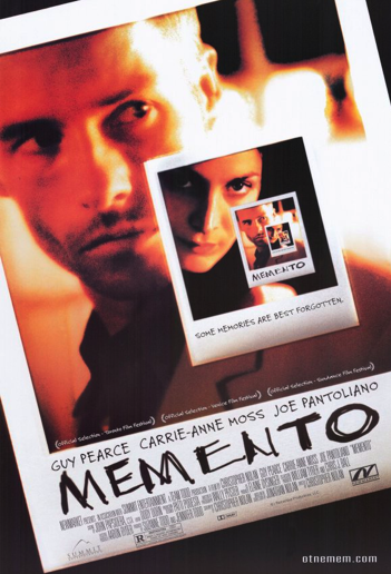 Movie Review: MEMENTO