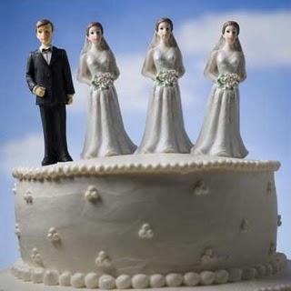Hasil gambar untuk poligami tidak adil neraka
