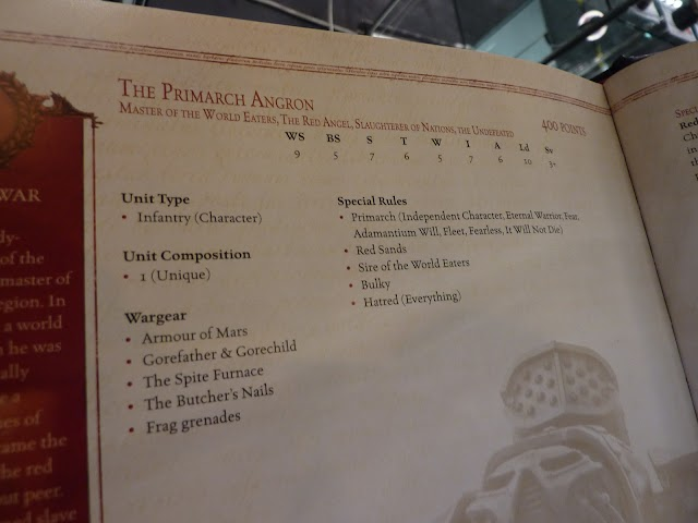 A Second and Closer Look at Primarchs. Pics Included