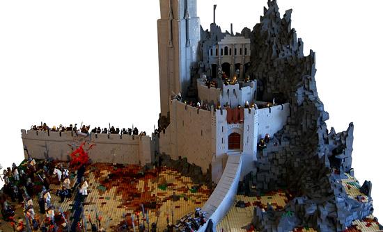 Lego Helms Klamm