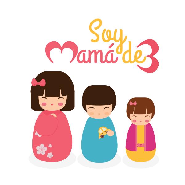 Identidad y blog de Soy Mamá de 3