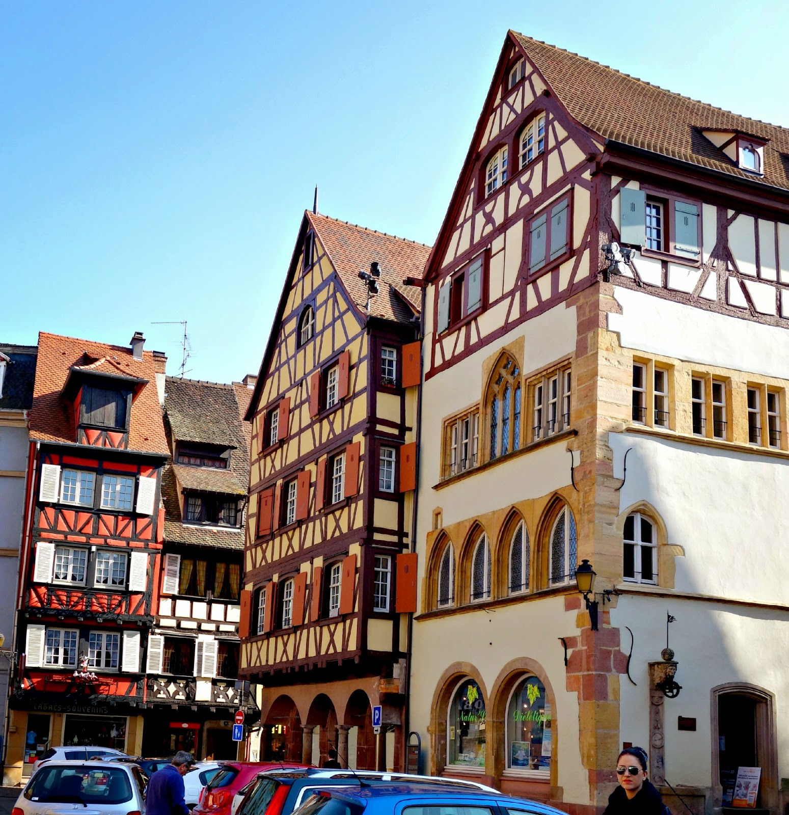 A Day Trip to Colmar