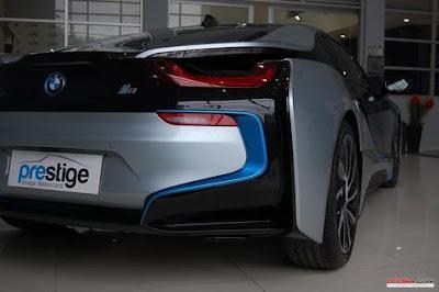 Prestige Presents BMW i8
