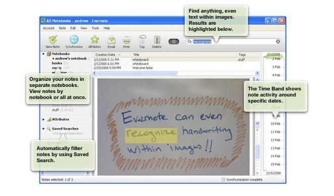 Evernote 5.5.2.4187 Update Terbaru Juli 2014