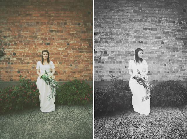 melbourne happy bride kyneton