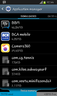 Aplikasi Manager BBM