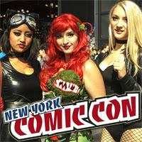 Sexy Cosplay de la New York Comic Con 2013
