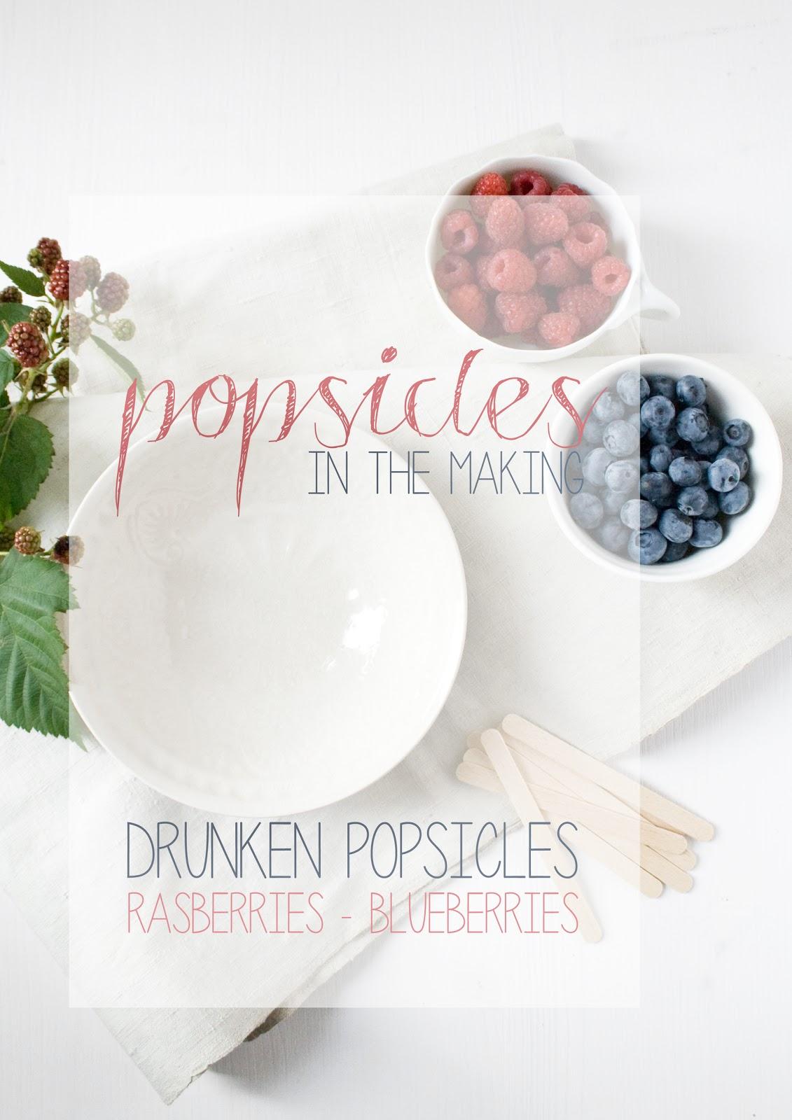 Drunken Popsicles