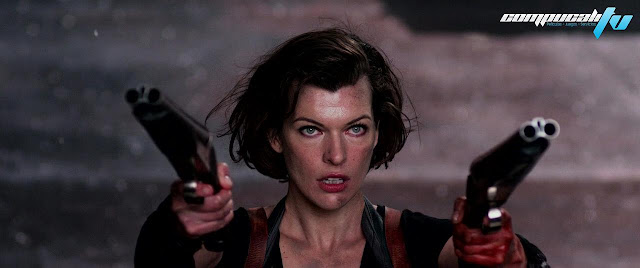 Resident Evil 5 Retribution 720p HD Español Latino Dual BBRip 2012