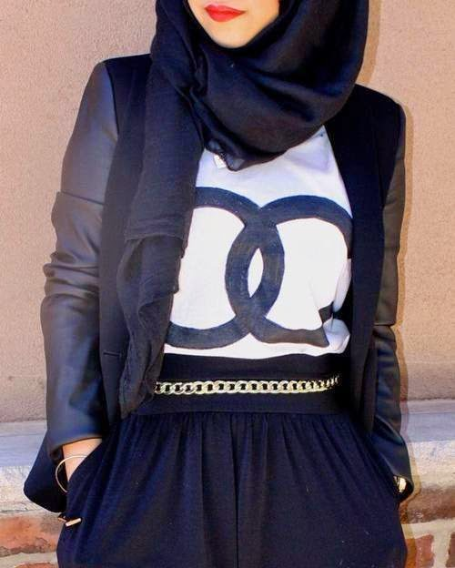 All The Latest Fashion Dresses And Shoes For Women 2015 Hijab 2015