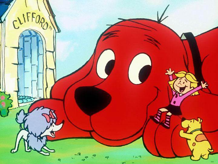 Clifford The Big Red Dog Lulu